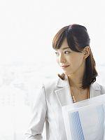 登用が進む女性管理職